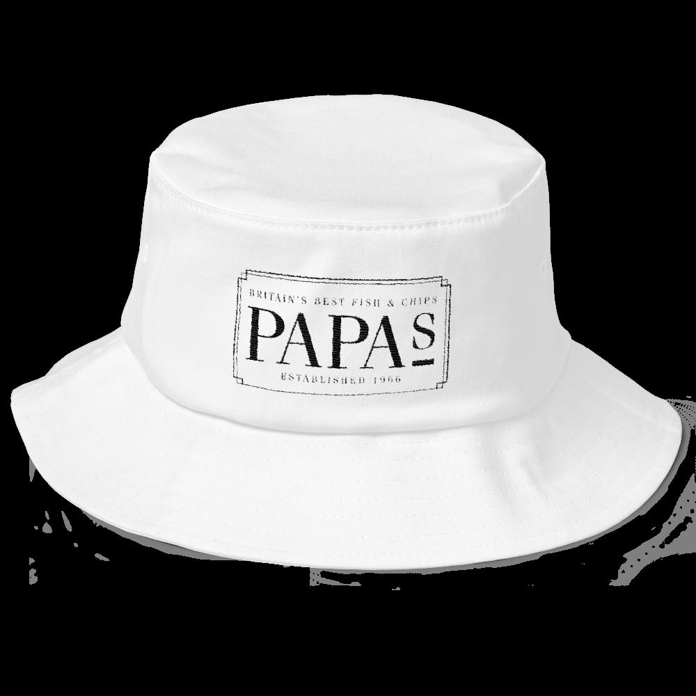 be6f0ef309a Original Logo Bucket Hat